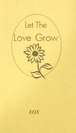 Let The Love Grow